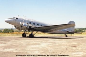 img1063 Douglas C-47A-90-DL ZS-LVR Bazaruto Air Charter © Michel Anciaux