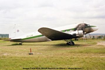 img1064 Douglas C-47A-90-DL ZS-LVR Bazaruto Air Charter © Michel Anciaux