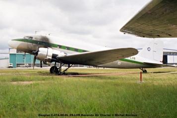 img1065 Douglas C-47A-90-DL ZS-LVR Bazaruto Air Charter © Michel Anciaux