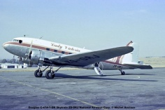 img1073 Douglas C-47A-1-DK Skytrain ZS-DRJ National Airways Corp. © Michel Anciaux