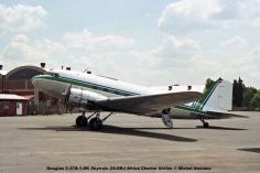 img1074 Douglas C-47A-1-DK Skytrain ZS-DRJ Africa Charter Airline © Michel Anciaux