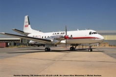 img1078 Hawker Siddeley 780 Andover C.1 3C-JJX J.A.M. Air (Jesus Alive Ministries) © Michel Anciaux