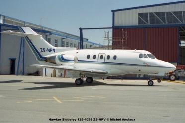 img1092 Hawker Siddeley 125-403B ZS-NPV © Michel Anciaux