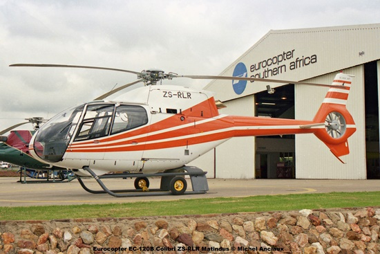 img1130 Eurocopter EC-120B Colibri ZS-RLR Matindus © Michel Anciaux