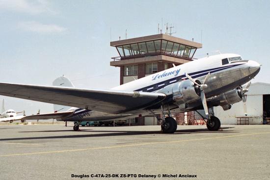 img1195 Douglas C-47A-25-DK ZS-PTG Delaney © Michel Anciaux