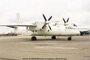 img1252 Antonov An-32B ER-AEC Valan Air Company © Michel Anciaux
