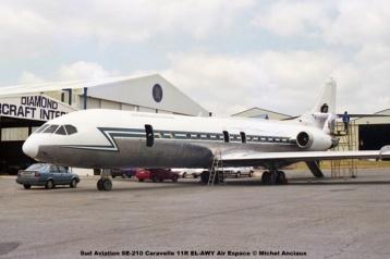 img1259 Sud Aviation SE-210 Caravelle 11R EL-AWY Air Espace © Michel Anciaux