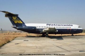 img1413 BAC 111-416EK ZS-NYZ Nationwide Airlines © Michel Anciaux