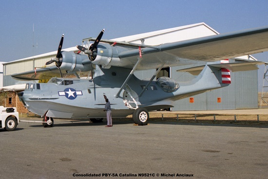 img1424 Consolidated PBY-5A Catalina N9521C © Michel Anciaux