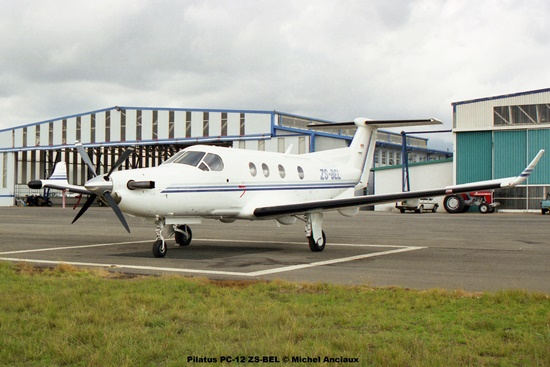 img1576 Pilatus PC-12 ZS-BEL © Michel Anciaux