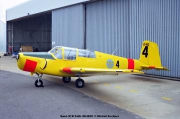 img1606 Saab 91B Safir ZU-BXC © Michel Anciaux