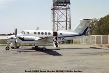 img1693 Beech 300LW Super King Air 9Q-CYZ © Michel Anciaux