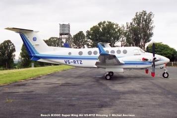 img1696 Beech B350C Super King Air V5-RTZ Rössing © Michel Anciaux