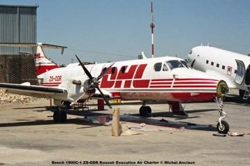 img1733 Beech 1900C-1 ZS-ODR Rossair Executive Air Charter © Michel Anciaux