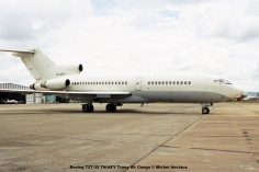 img995 Boeing 727-35 TN-AFY Trans Air Congo © Michel Anciaux