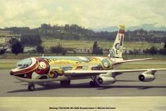 img631 Boeing 720-023B HC-AZQ Ecuatoriana © Michel Anciaux