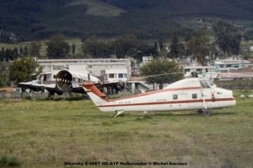 img652 Sikorsky S-58ET HC-AYF Heliecuador © Michel Anciaux