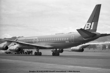 img661 Douglas DC-8-62 N1805 Braniff International © Alain Anciaux