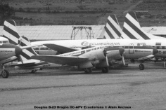 img672 Douglas B-23 Dragon HC-APV Ecuatoriana © Alain Anciaux
