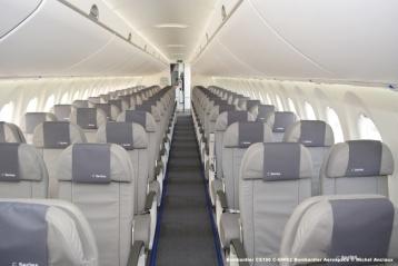 25 Bombardier CS100 C-GWXZ Bombardier Aerospace © Michel Anciaux