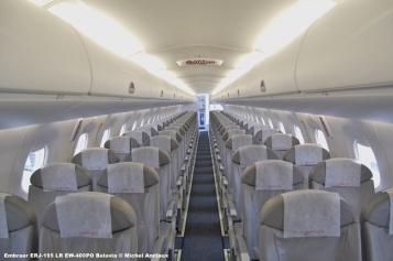 31 Embraer ERJ-195 LR EW-400PO Belavia © Michel Anciaux