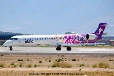 32 Bombardier CRJ-900LR CX-CRI PLUNA © Michel Anciaux