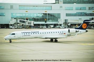 35 Bombardier CRJ 700 D-ACPP Lufthansa Cityline © Michel Anciaux
