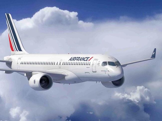 50 Airbus-A220 Air France © Airbus