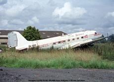 img554 Douglas C-47B-35-DK 5N-ARB Arax Airlines © Michel Anciaux
