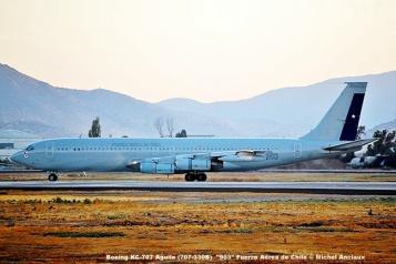 002 Boeing KC-707 Aguila (707-330B) ''903'' Fuerza Aérea de Chile © Michel Anciaux