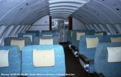 469 Boeing 747SP-44 ZS-SPF South African Airways © Michel Anciaux