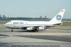 img326 Boeing 747SP-21 N533PA Pan American World Airways © Michel Anciaux