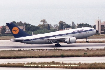 img131 Airbus A310-203 D-AICM Lufthansa © Michel Anciaux