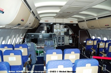 288 Airbus A300B2 F-BUAD Novespace - CNES © Michel Anciaux