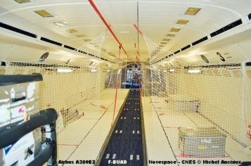 289 Airbus A300B2 F-BUAD Novespace - CNES © Michel Anciaux