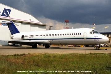 img1912 McDonnell Douglas DC-9-32 ZS-OLN Million Air Charter © Michel Anciaux