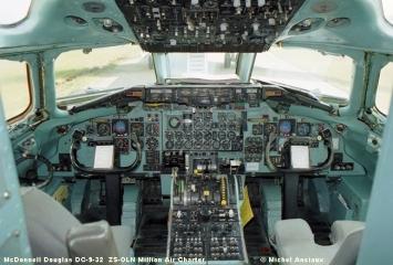 img1916 McDonnell Douglas DC-9-32 ZS-OLN Million Air Charter © Michel Anciaux