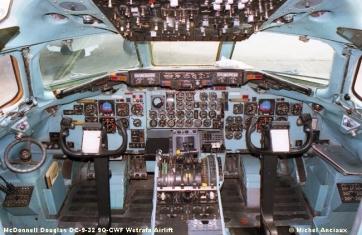img412 McDonnell Douglas DC-9-32 9Q-CWF Wetrafa Airlift © Michel Anciaux