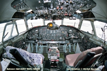 img437 Antonov Ant-24RV RDPL-34010 Lao Aviation © Michel Anciaux