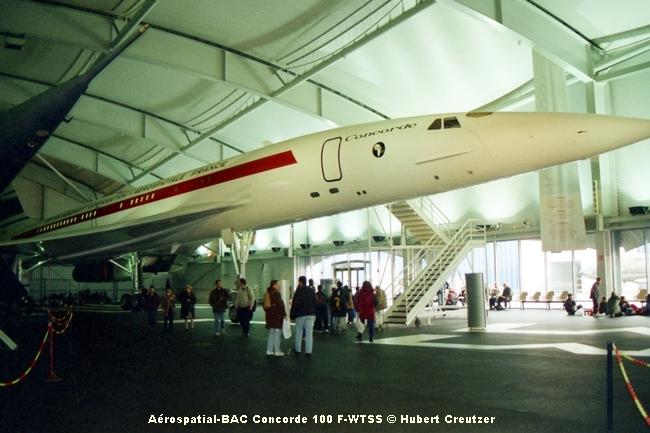 img668 Aérospatial-BAC Concorde 100 F-WTSS © Hubert Creutzer