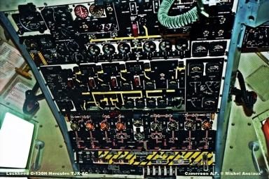 529 Lockheed C-130H Hercules TJX-AC Cameroon A.F. © Michel Anciaux