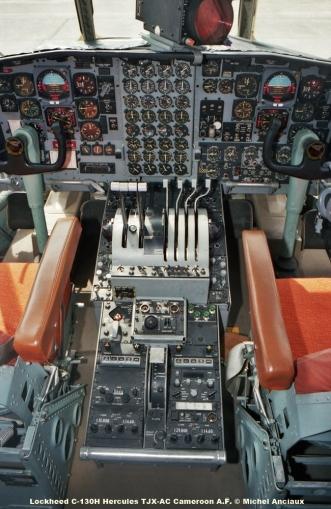 531 Lockheed C-130H Hercules TJX-AC Cameroon A.F. © Michel Anciaux