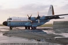 img140 Lockheed C-130H Hercules TJX-AD Cameroon A.F. © Michel Anciaux